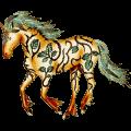 speciální kůň gaia