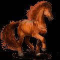 kůň ze sluneční soustavy mars