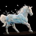 vzácný kůň opál